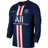 Nuevo Camisetas Manga Larga Paris Saint Germain 1ª Liga 19/20 Baratas
