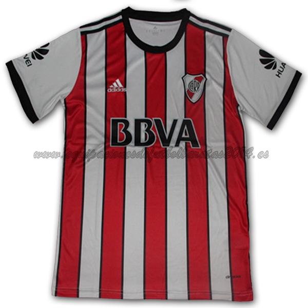 Más Alto Nuevo Camisetas River Plate Rojo Equipación 1718